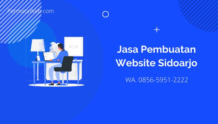 Jasa Pembuatan Website Sidoarjo