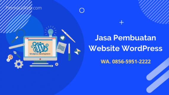 Jasa Buat Website WordPress Seo Friendly