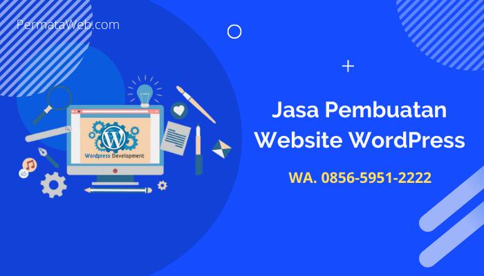 Jasa Buat Website WordPress