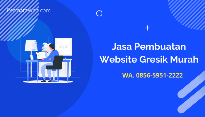 Jasa Pembuatan Website Gresik