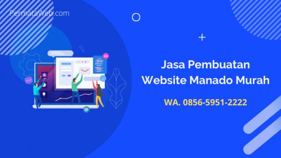 Jasa Pembuatan Website Manado Murah dan Profesional