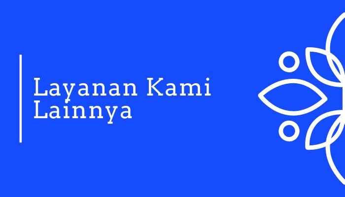 Layanan jasa pembuatan desain website